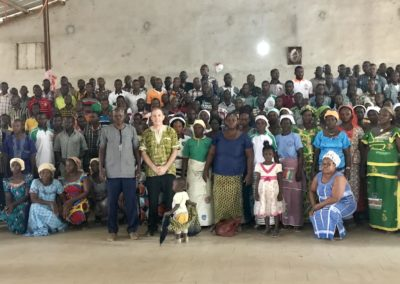 Pastors conference, Vavoua, Côte d'Ivoire